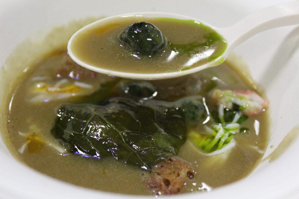 troiani zuppa di granchio