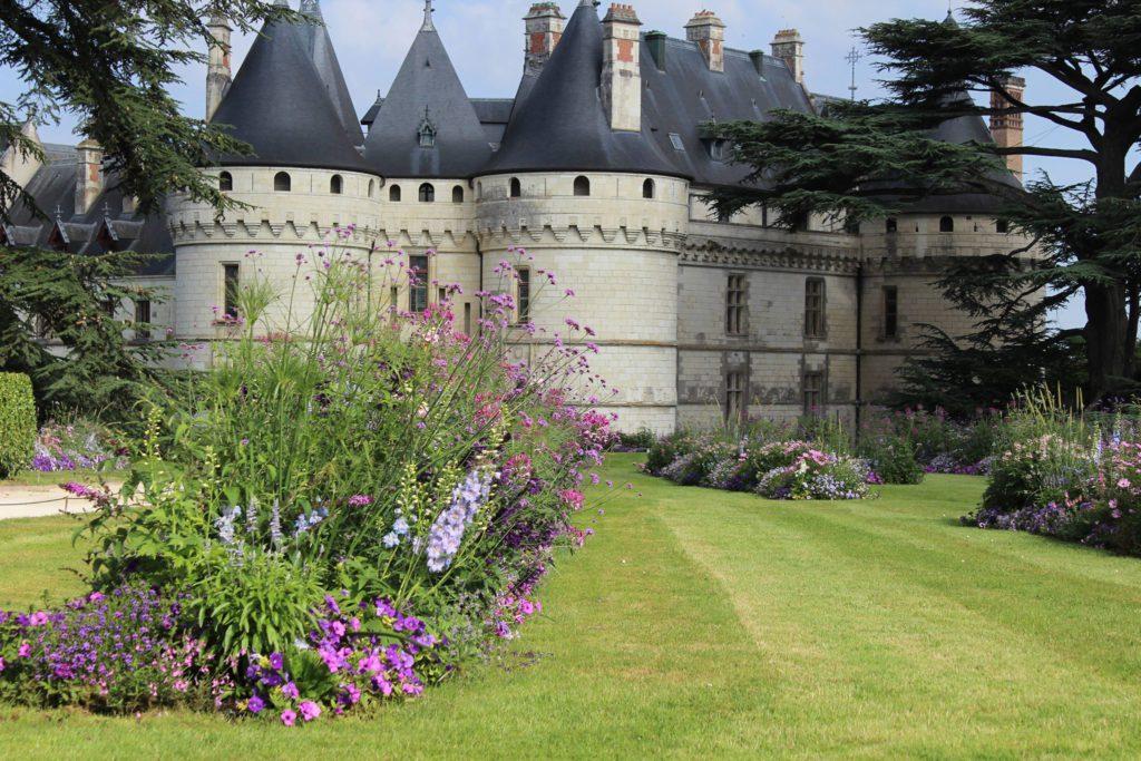 itinerario castelli della loira