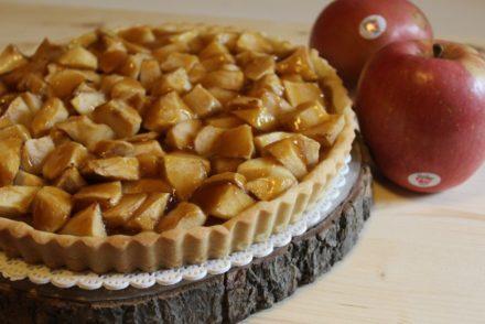 crostata di mele fuji