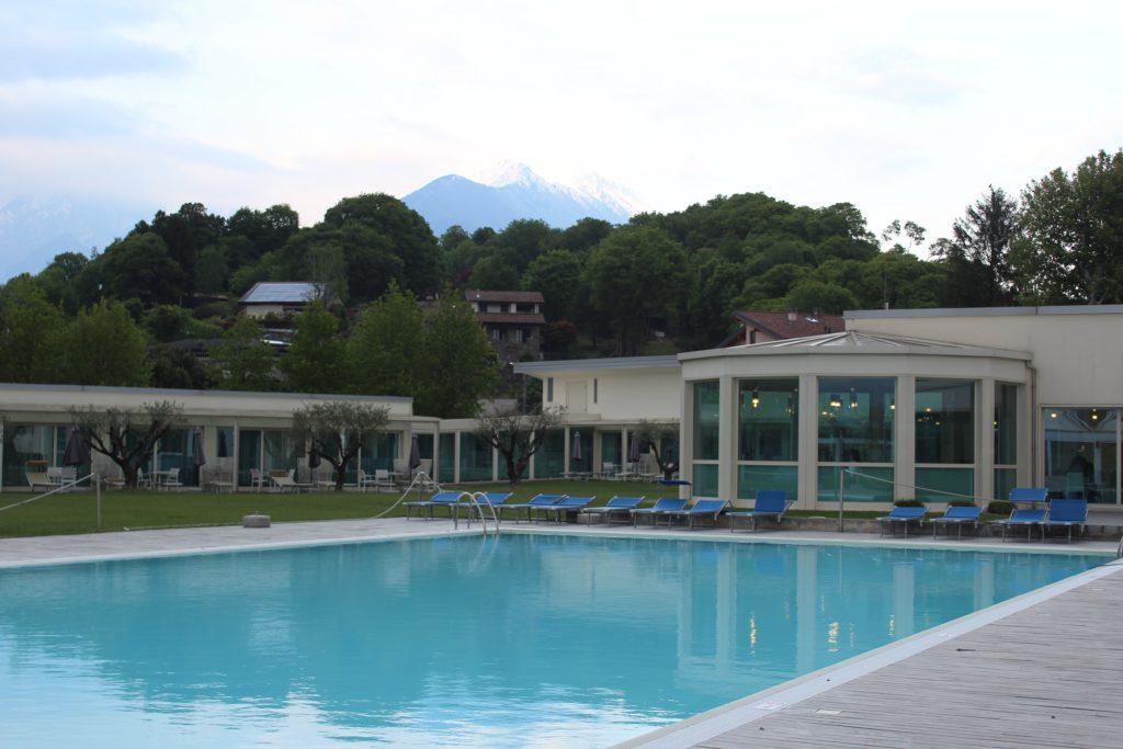 seven park hotel a colico