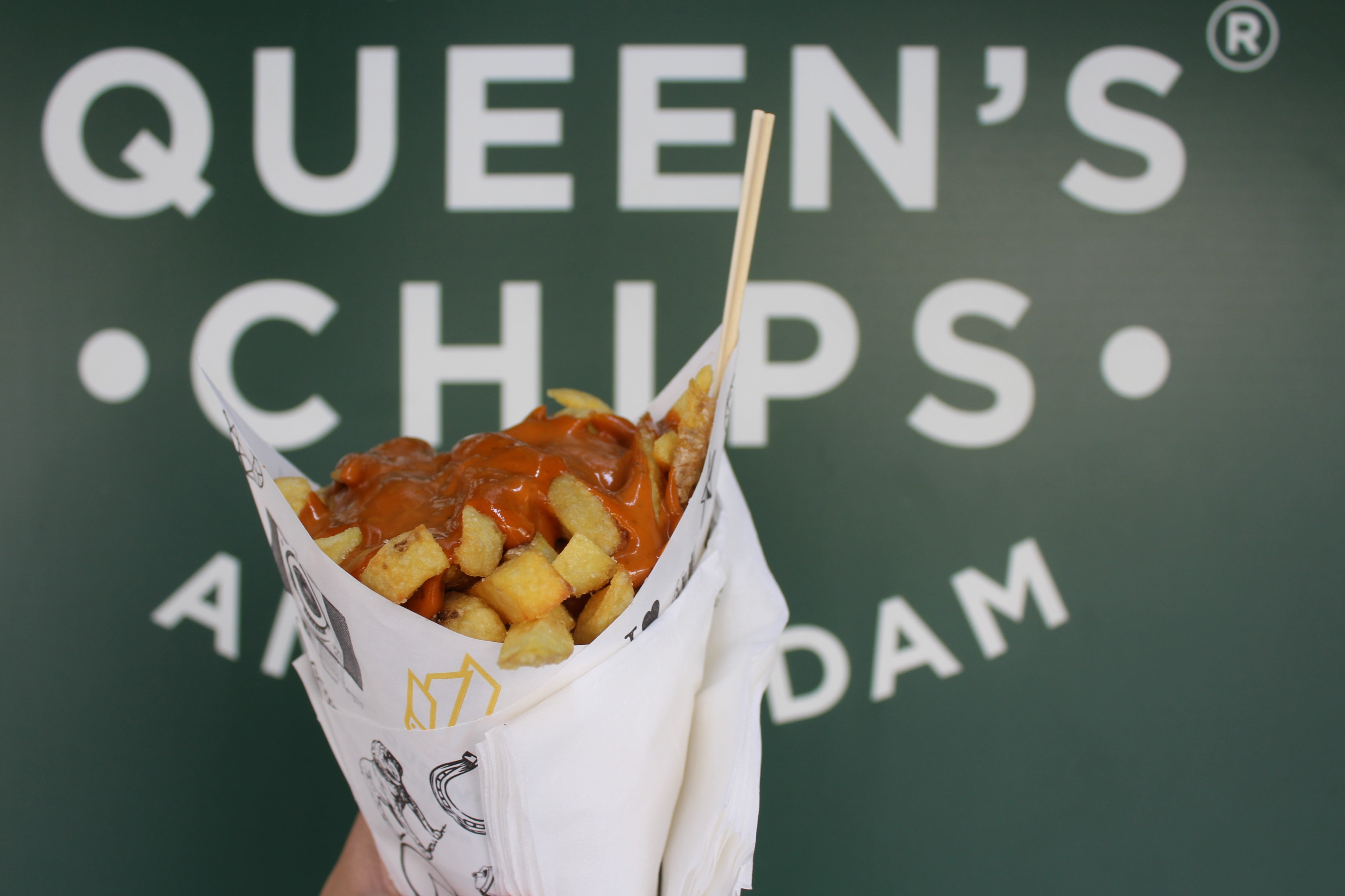 Queen's chips Milano