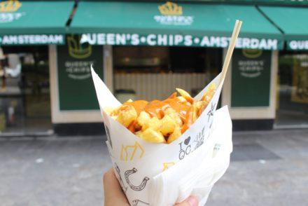 Queen's chips Milano