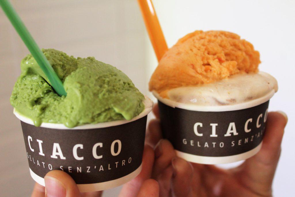 5 ottime gelaterie a Milano: ciacco
