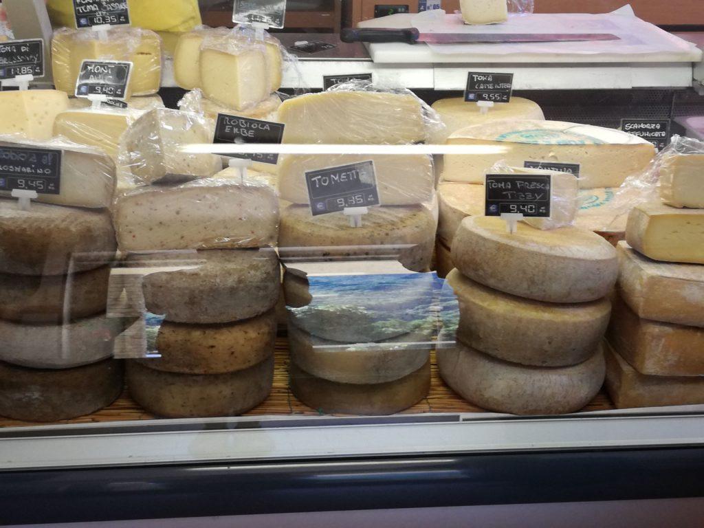 formaggio caseificio evancon