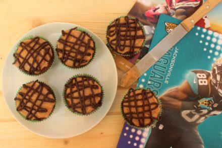 cupcake al burro di arachidi