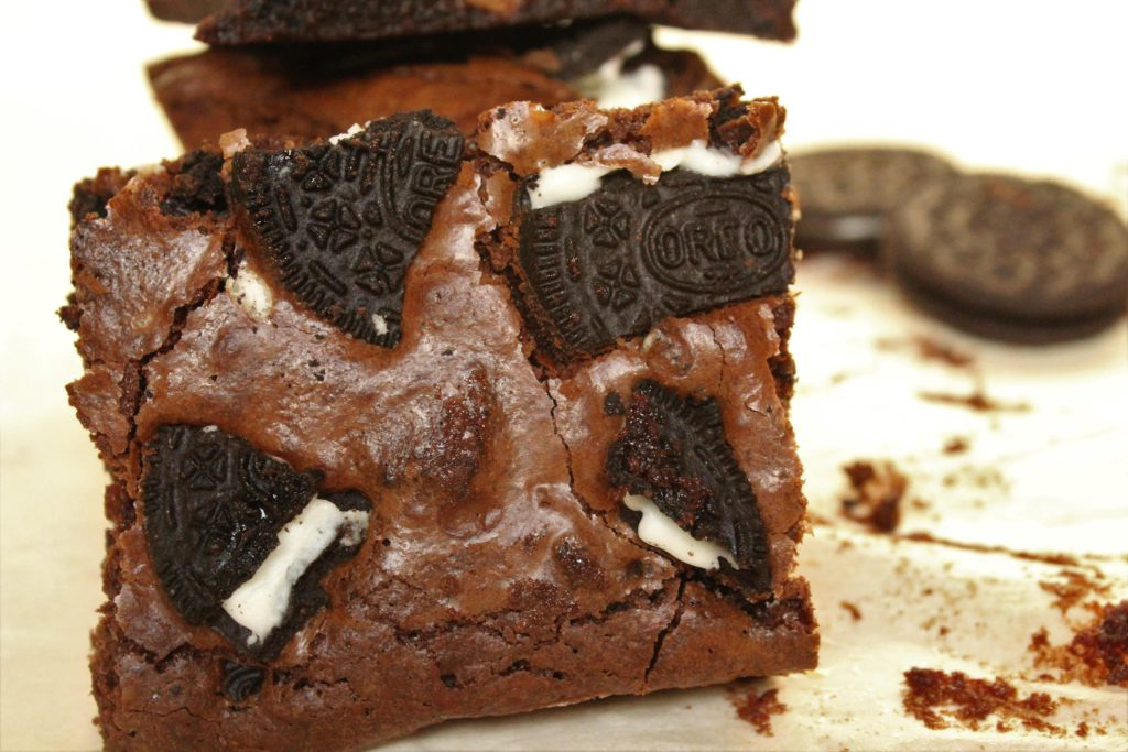 brownies ai biscotti oreo