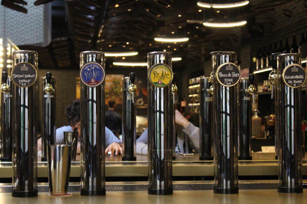 osteria di birra del borgo