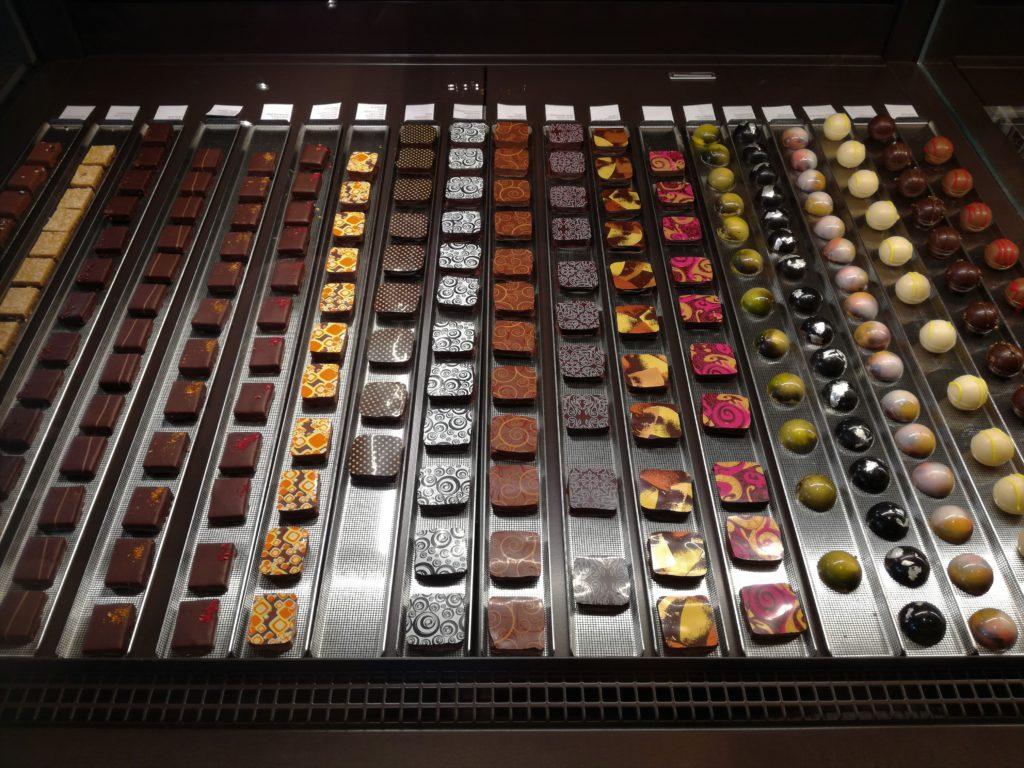 cioccolatini besuschio