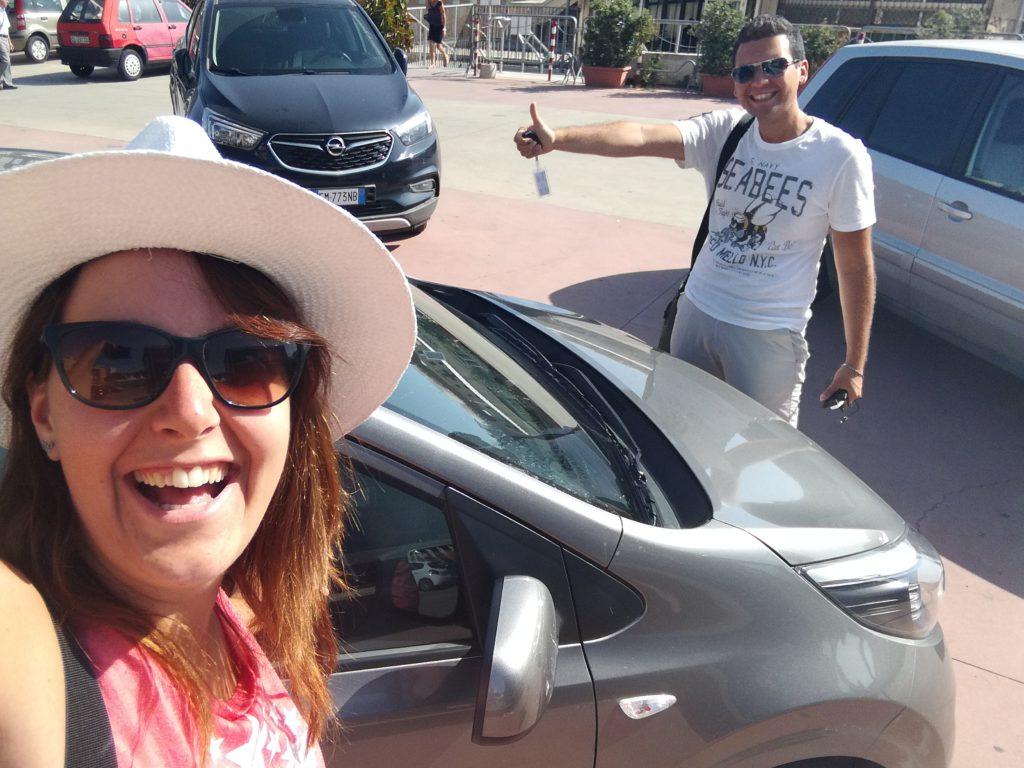 2 settimane in Sicilia on the road