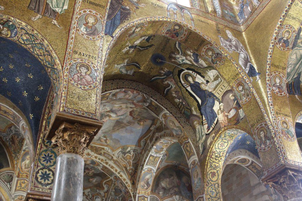 mosaici di palermo