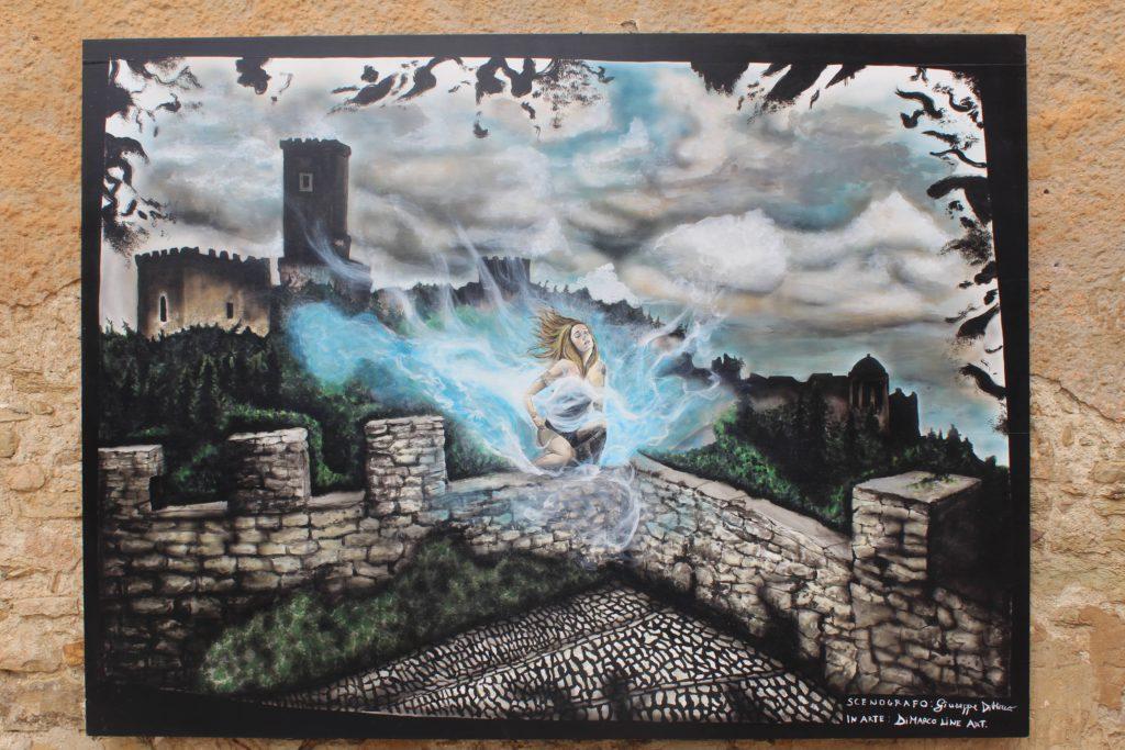 murales ad erice