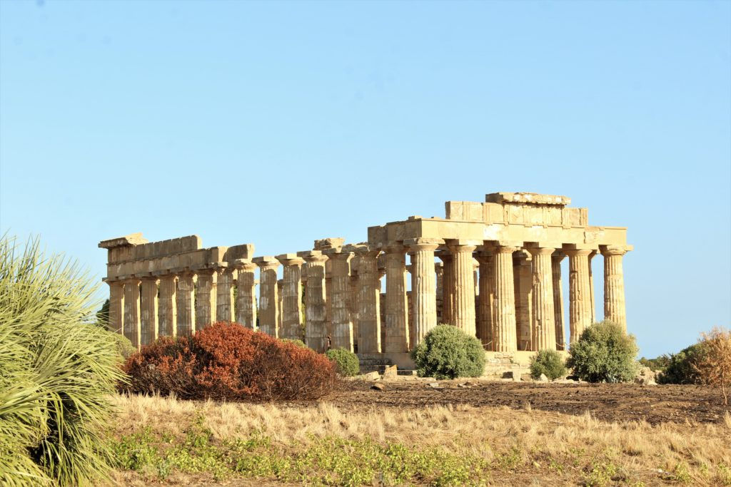 tempio di selinunte