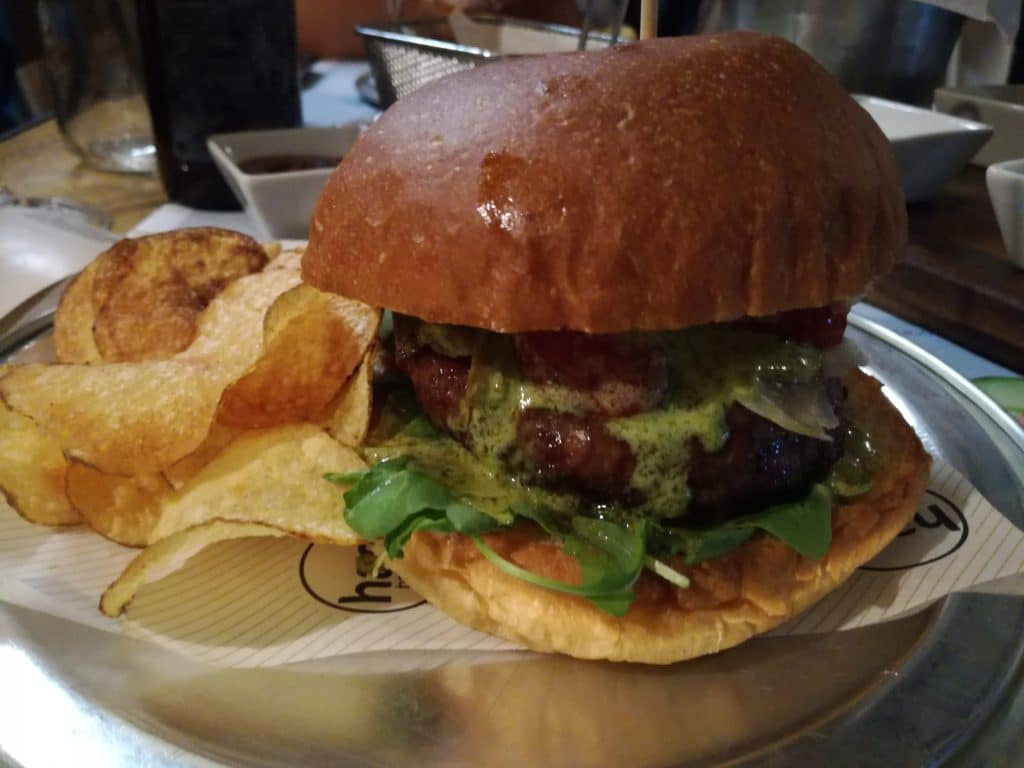 ham holy burger