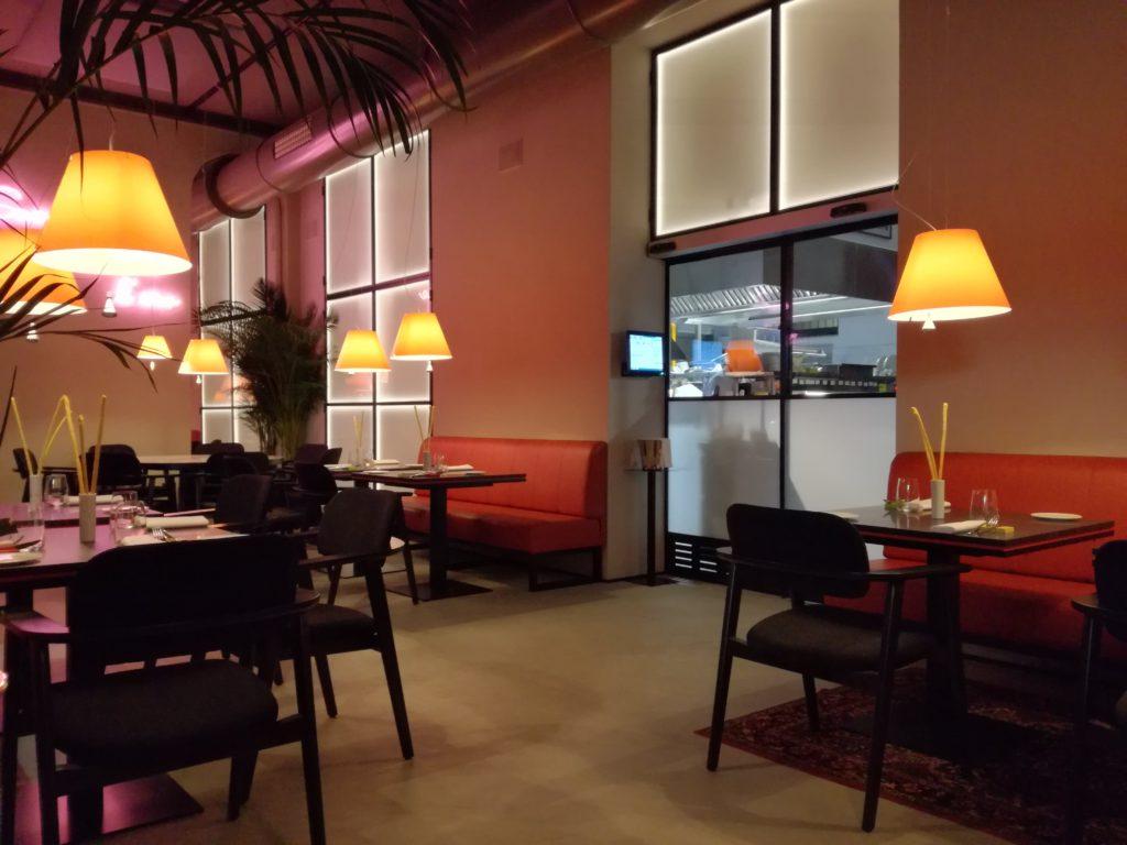 sala ristorante sine
