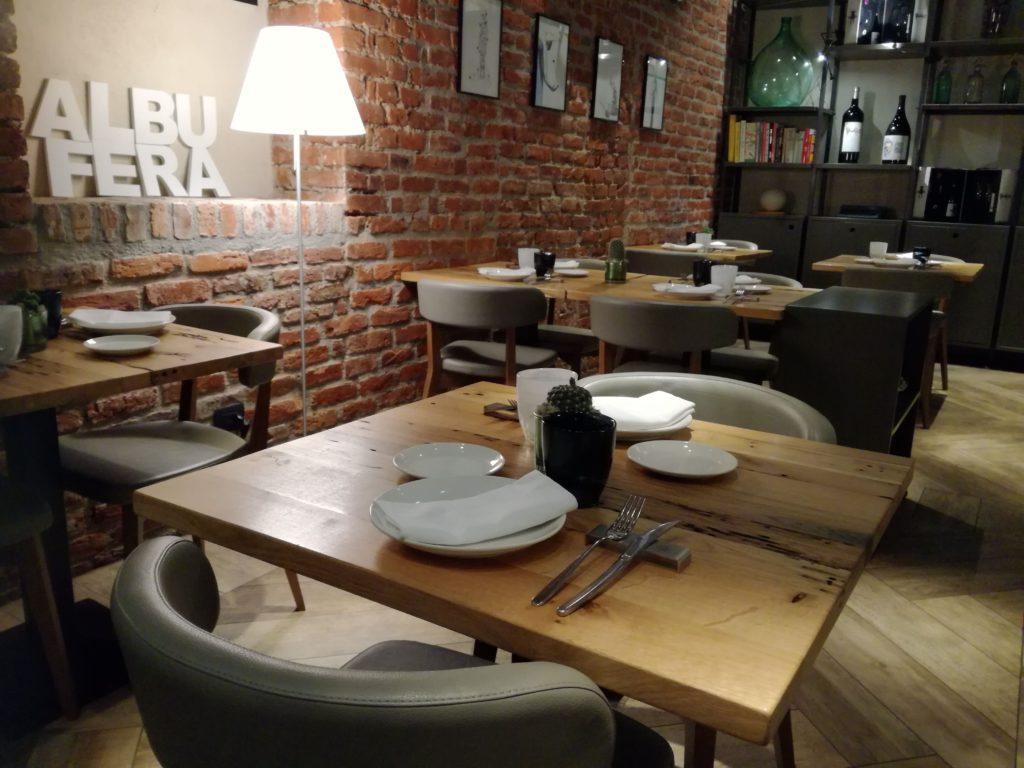 ristorante albufera milano