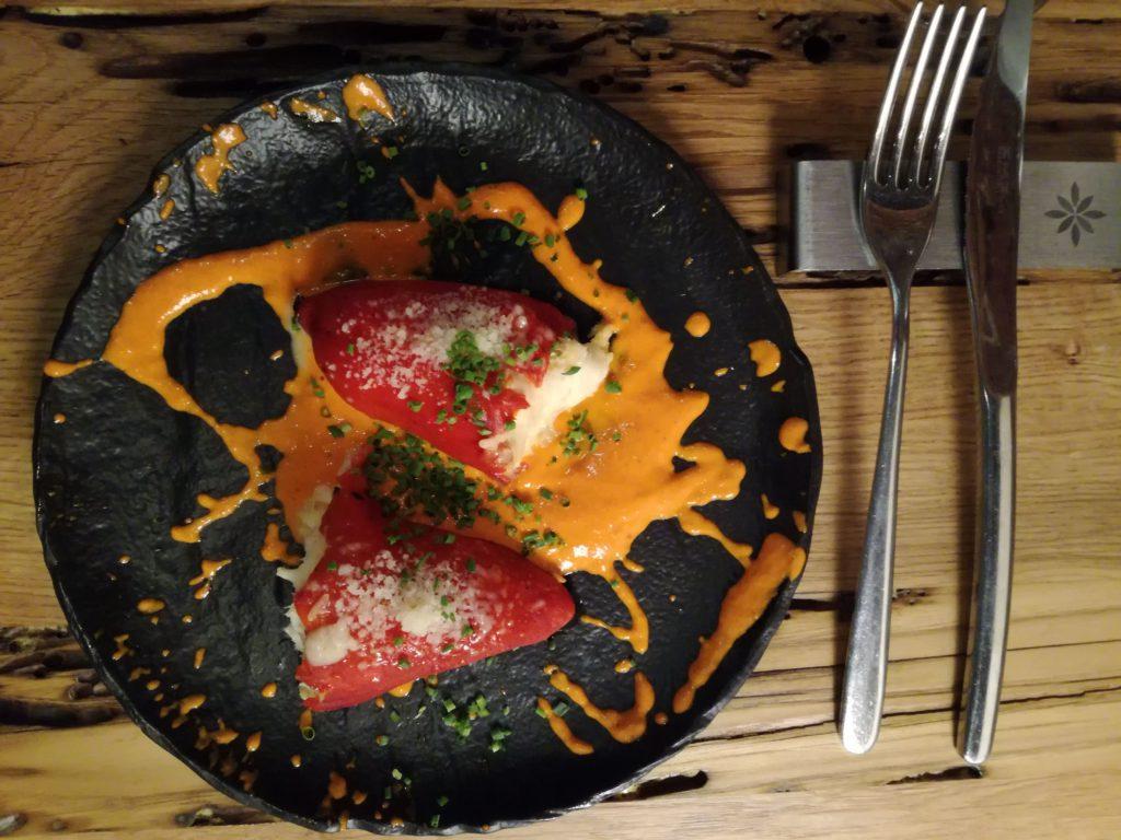 peperoni con baccalà albufera