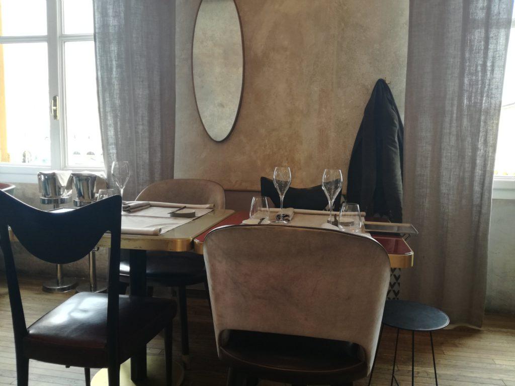 sala ristorante cannavacciuolo bistrot
