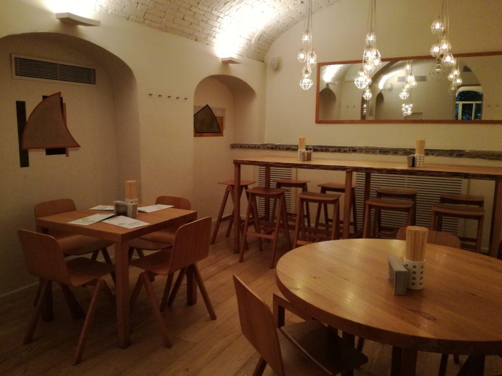 sala ristorante zazà ramen