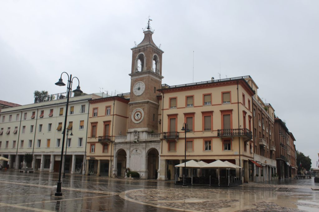 piazza rimini