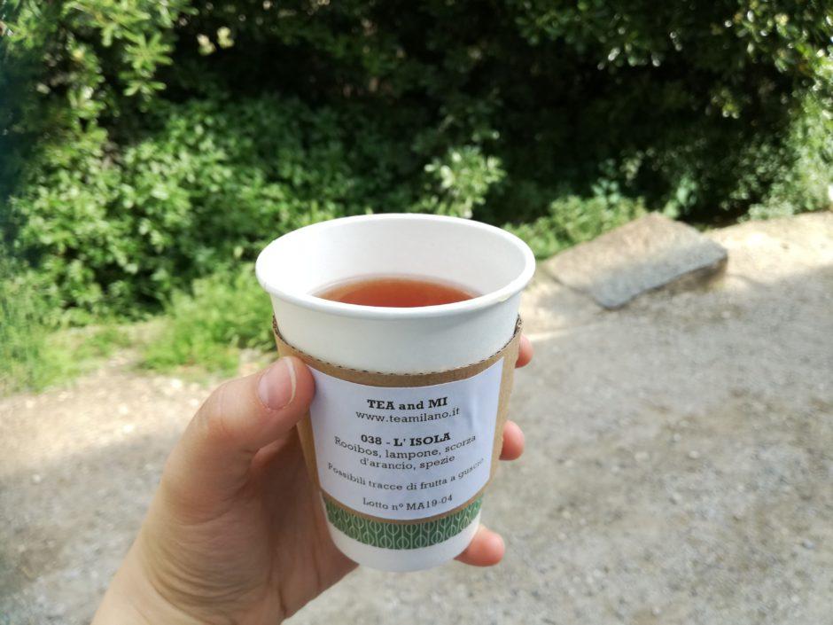 tea & mi milano