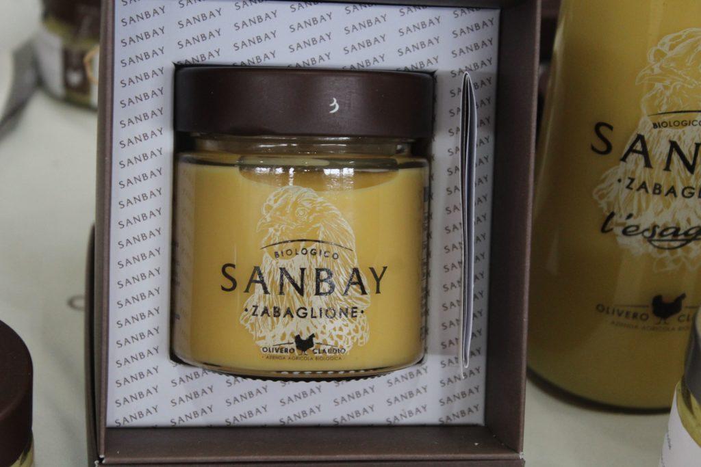 zabaglione sanbay