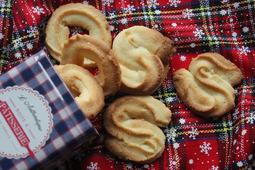 biscotti danesi all'arancia