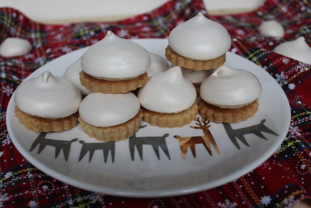 biscotti alla meringa di natale