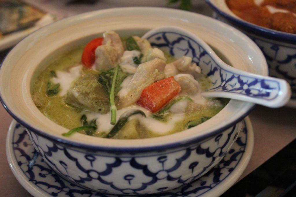 curry verde thai gallery