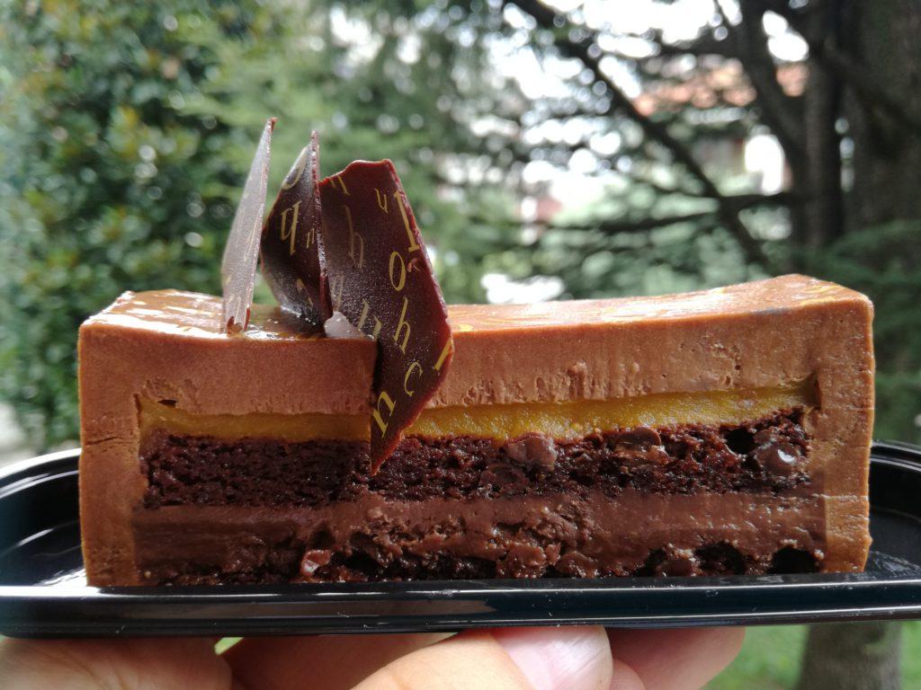monoporzione al cioccolato besuschio