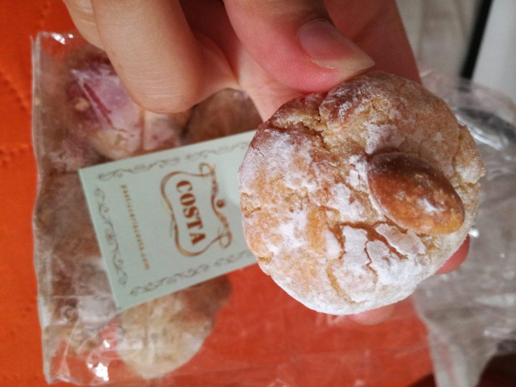 dolci di mandorle siciliani