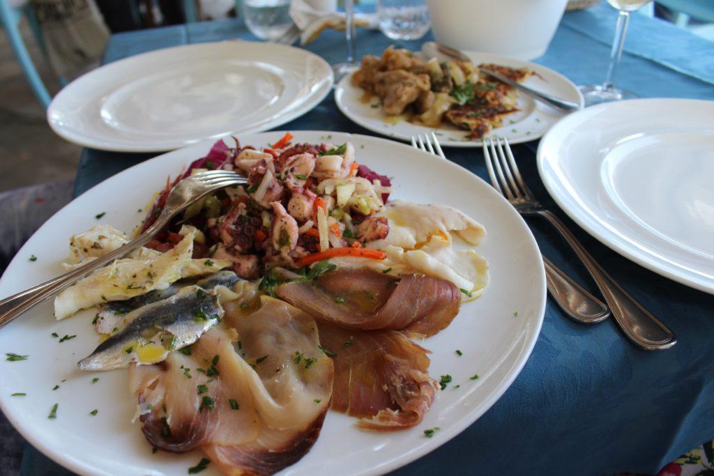 pesce fresco siciliano