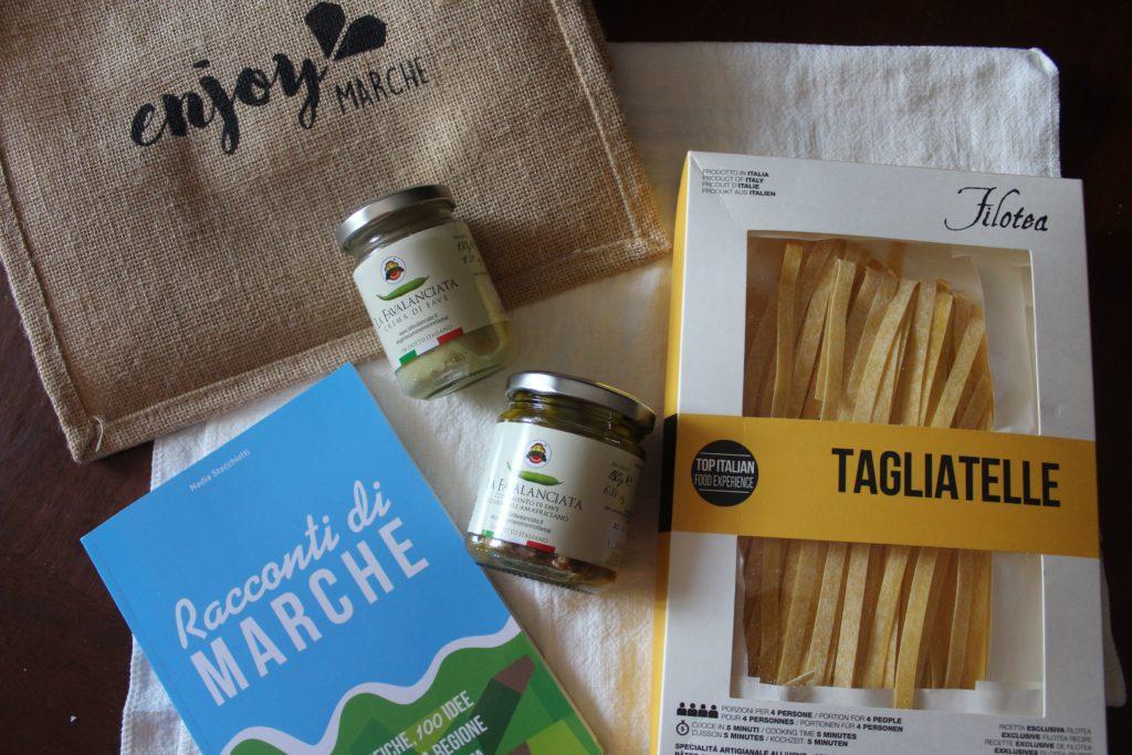 bag gastronomica enjoy marche