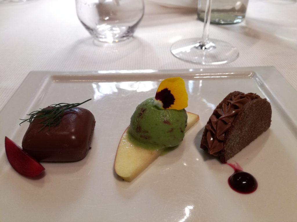 dessert al cioccolato joia