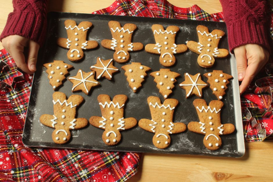 gingerbread natalizi