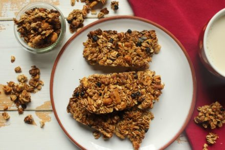 barrette di granola