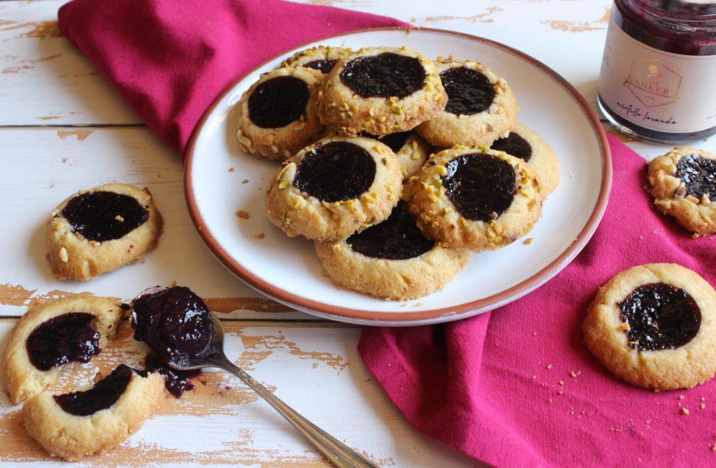 biscotti con l'impronta