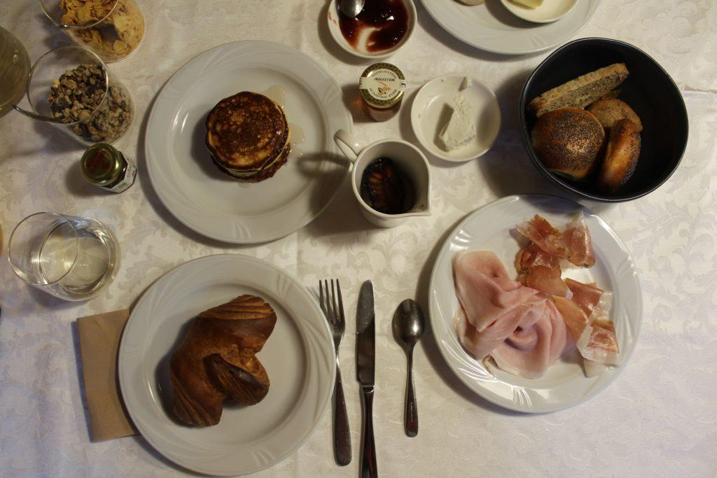 colazione alla blumenstube
