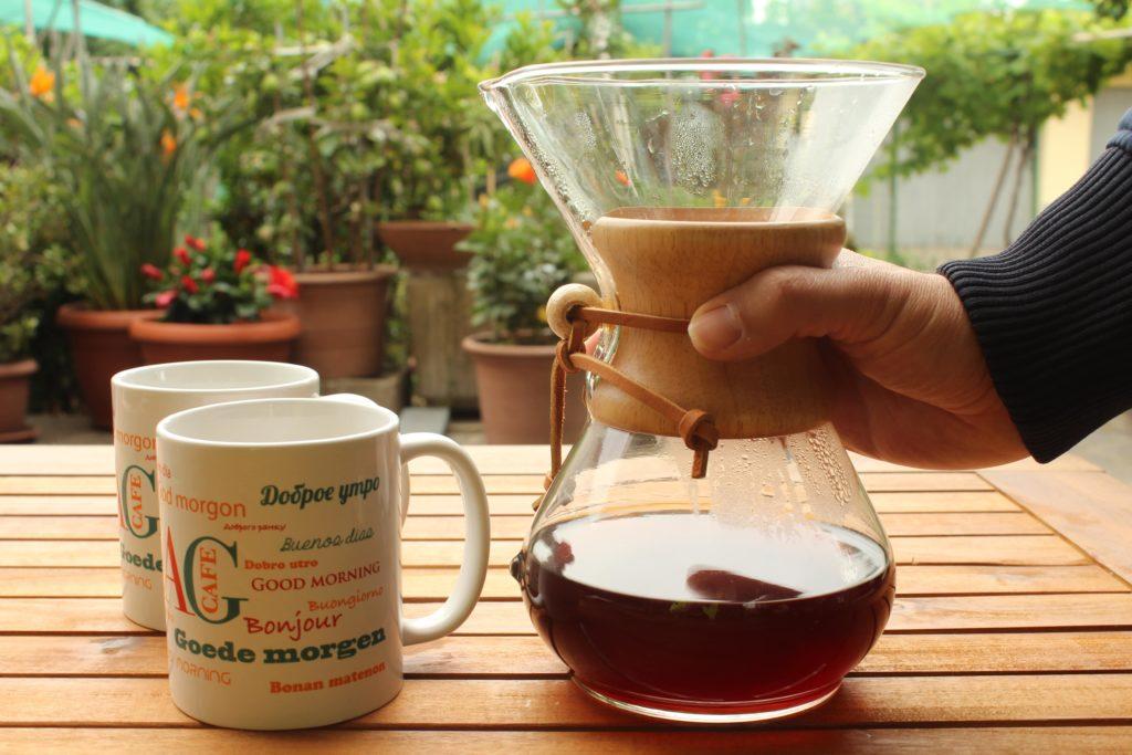 caffè 124 filtrato