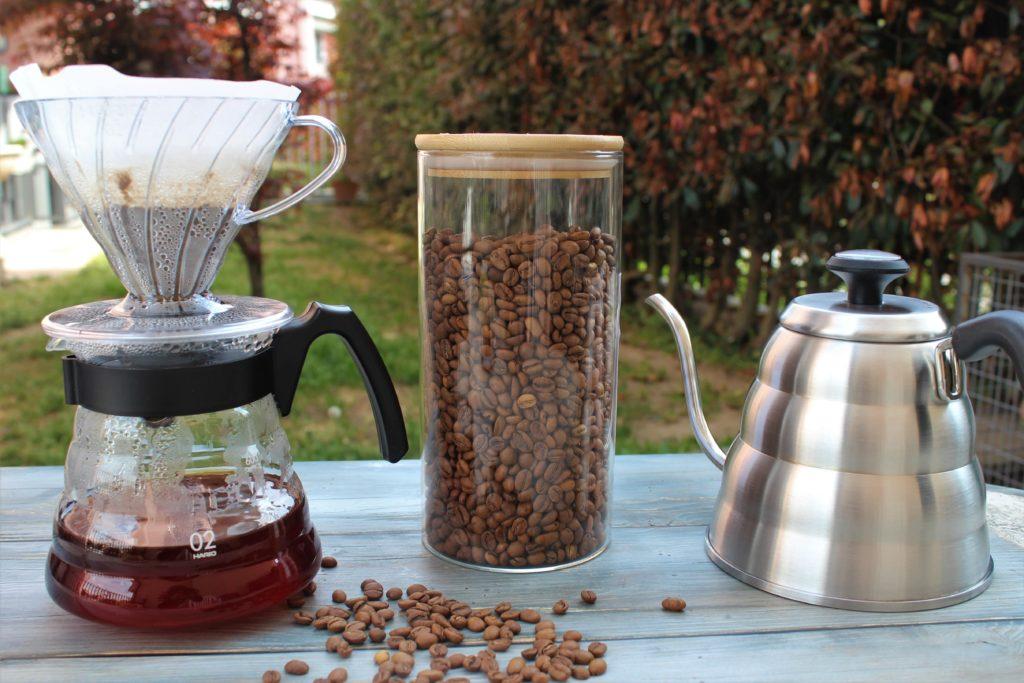 attrezzatura di cafè 124