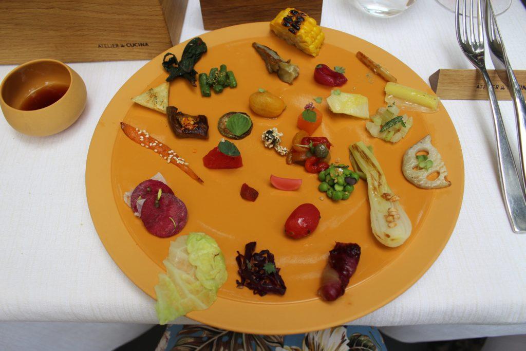 rape, radici e vegetali